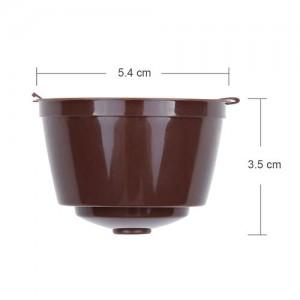 Set capsule ricaricabili compatibili Nescafé Dolce Gusto + Kit assaggio