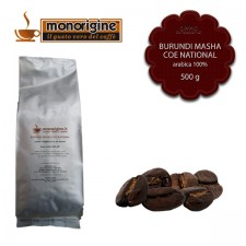 Caffè Arabica in grani Burundi Masha CoE National - 500 gr