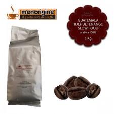 Caffè Arabica in grani Guatemala Huehuetenango Slow Food - 1 Kg