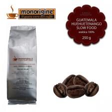 Caffè Arabica in grani Guatemala Huehuetenango Slow Food - 250 gr