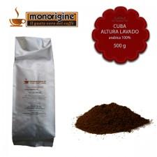 Caffè Arabica macinato per espresso - Cuba Altura Lavado - 500 gr