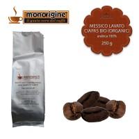 Caffè Arabica Biologico in grani Messico Lavato Ciapas BIO (Organic) - 250 gr