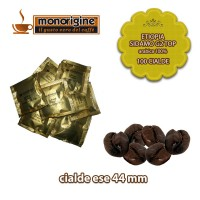 Caffè Arabica in 100 cialde Etiopia Sidamo G2 Top