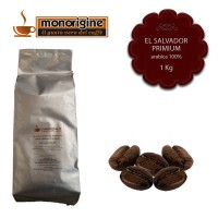 Caffè Arabica in grani El Salvador Primium - 1 Kg