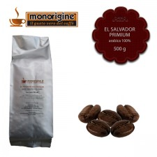 Caffè Arabica in grani El Salvador Primium - 500 gr