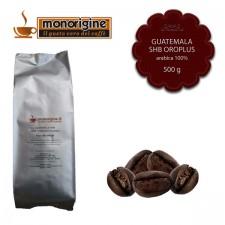 Caffè Arabica in grani Guatemala SHB Oroplus - 500 gr
