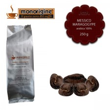Caffè Arabica in grani Messico Maragogype - 250 gr