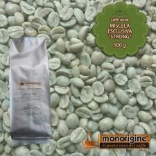 "Caffè Verde in grani Miscela esclusiva ""Strong"" - 500 gr"