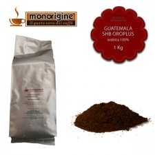 Caffè Arabica macinato per moka Guatemala SHB Oroplus - 1 Kg