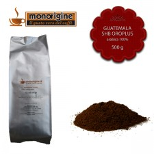 Caffè Arabica macinato per moka Guatemala SHB Oroplus - 500 gr