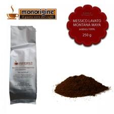 Caffè Arabica macinato per moka Messico Lavato Montana Maya - 250 gr